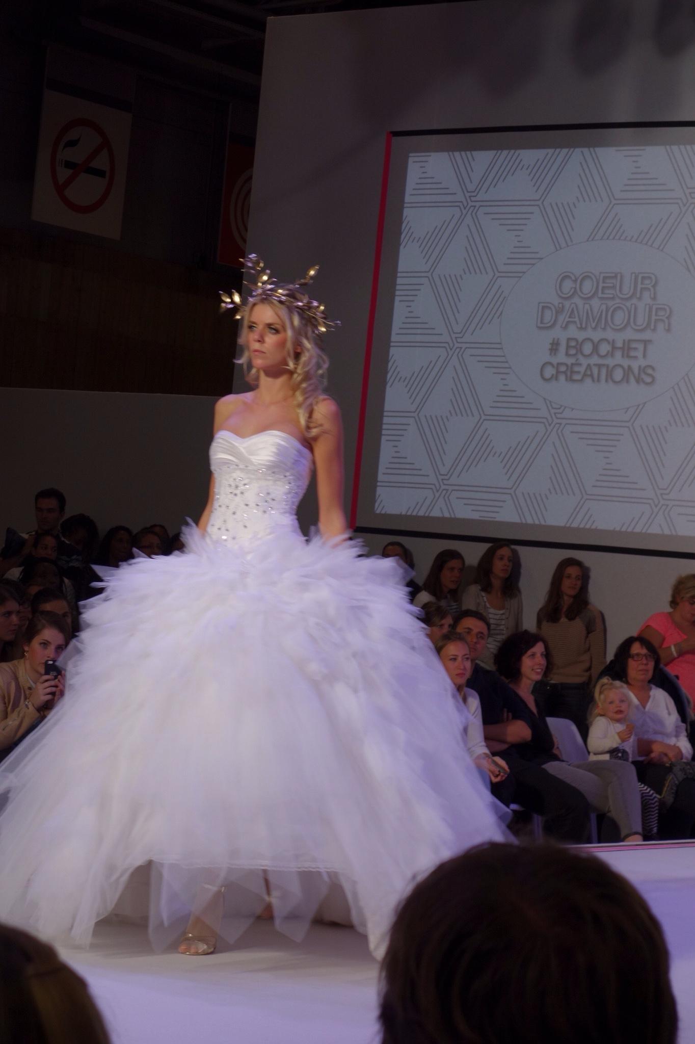 Le salon du mariage 2015 paris blog les folies d 39 alina - Salon du mariage caen 2015 ...