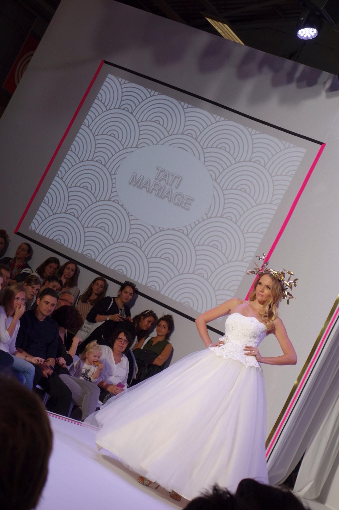 Le salon du mariage 2015 paris blog les folies d 39 alina - Salon du mariage oriental paris 2015 ...